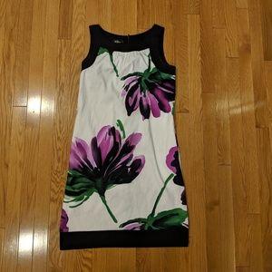AGB sleeveless sheath dress sz M